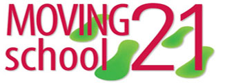 logo Moving School