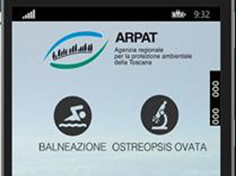 La APP ARPAT anche per Windows Phone