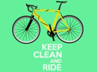 Keep Clean and Ride